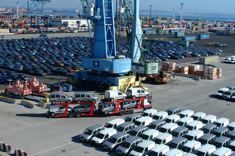 auto invoer van buiten Europa